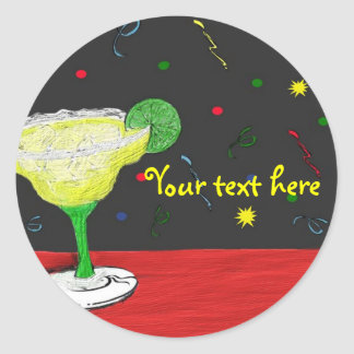 Margarita! Sticker