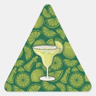 Margarita Triangle Sticker