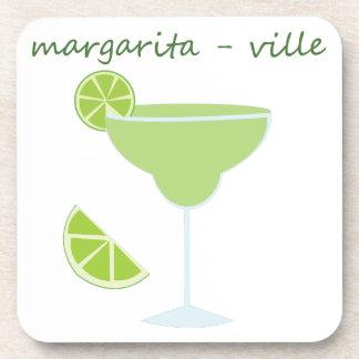 Margarita-ville Beverage Coaster