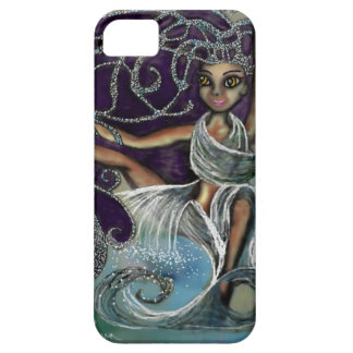 Margarita wrapped in the Eternal Waters iPhone 5 Cases