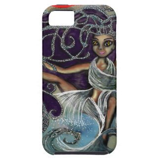 Margarita wrapped in the Eternal Waters Tough iPhone 5 Case