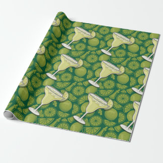 Margarita Wrapping Paper