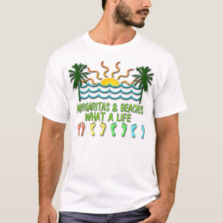Margaritas & Beaches T-Shirt