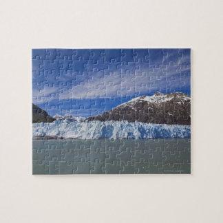 Margerie Glacier in Glacier Bay NP Jigsaw Puzzle