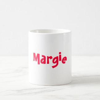 Margie Basic White Mug