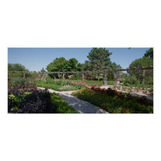 Margie Button Garden Grounds Posters