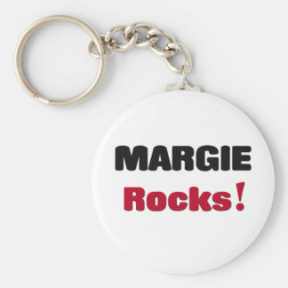 Margie Rocks Key Chains