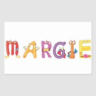 Margie Sticker