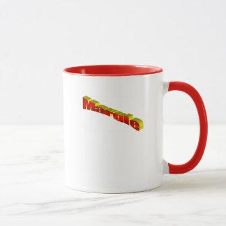 Margie's coffee mug