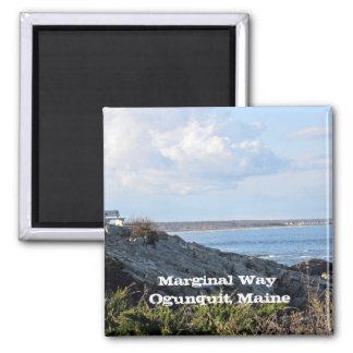 Marginal Way, Ogunquit, Maine Magnet