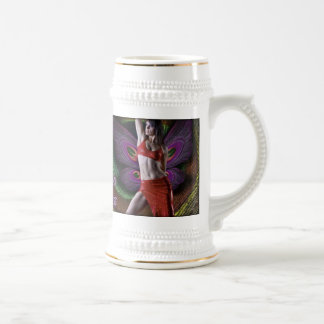 Margo Flaisz - Beautiful Beer Stein