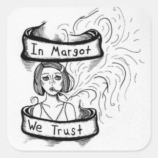 Margot Tenenbaum Sticker