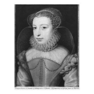 Marguerite de Valois  Queen of Navarre Postcard