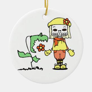 Mari Mortê Ceramic Ornament