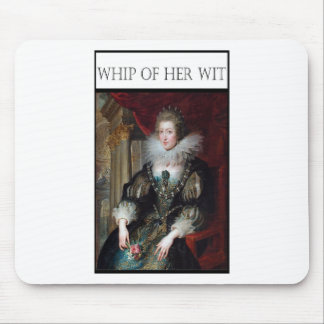 Maria Anna Of Spain Mouse Pad