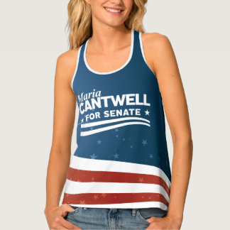 Maria Cantwell Singlet