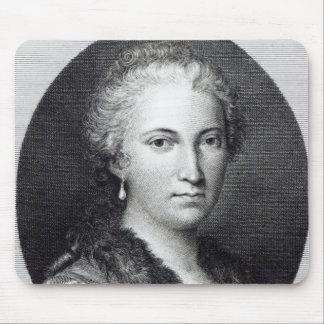 Maria Gaetana Agnesi Mouse Pad