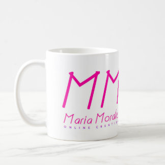 Maria Morales Promo 325 ml traditional white sulk Coffee Mug