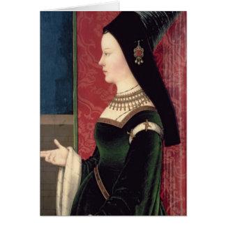 Maria of Burgundy Card