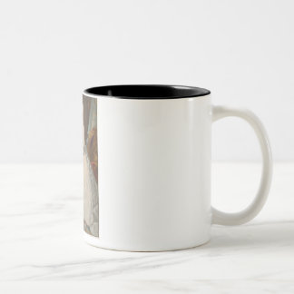 Maria Teresa Two-Tone Coffee Mug