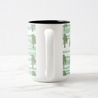 Maria Two-Tone Coffee Mug