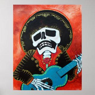 Mariachi Musician Posters