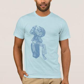 Mariachi Skull T-Shirt