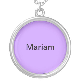 """Mariam"" Necklace"