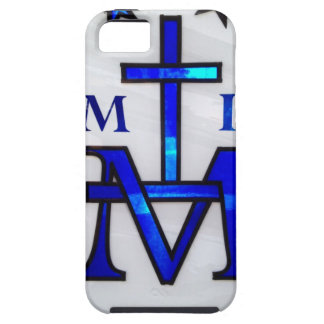 Marian Cross iPhone 5 Covers