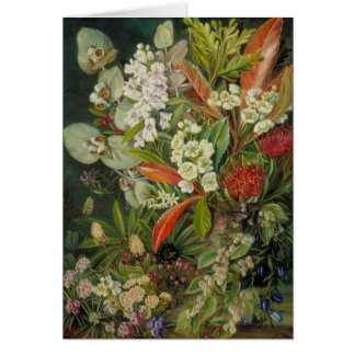 Marianne North Botanical Painting Card