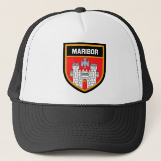 Maribor Flag Trucker Hat