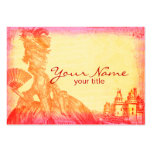 Marie Antoinette at Sunset Business Cards