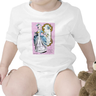 Marie Antoinette & Bluebird Shirts