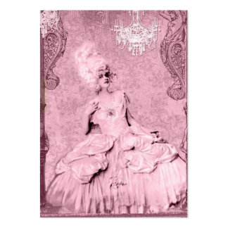 Marie Antoinette Chic Couture Business Cards