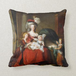Marie-Antoinette de Lorraine-Habsbourg Cushion