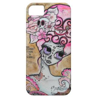 Marie Antoinette, Dia de los Muertos iPhone 5 Cover