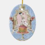 Marie Antoinette-Eat Cake... ornament