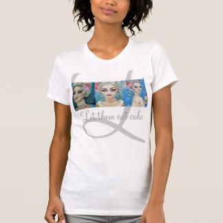 Marie Antoinette Faerie, Shirts
