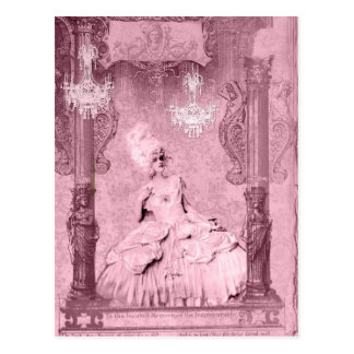 Marie Antoinette Immortal  Memorie Customized Postcard