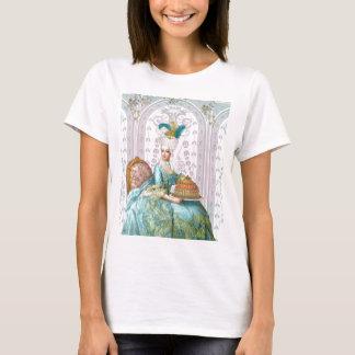 Marie Antoinette in Aqua T-Shirt