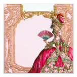 Marie Antoinette in Hot Pink Announcement