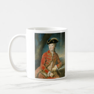 Marie Antoinette in Hunting Attire by Krantzinger Coffee Mug