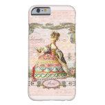 Marie Antoinette in Pink iPhone 6 Case