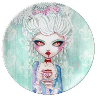 Marie Antoinette Is back for revenge Plate