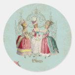 Marie Antoinette Ladies in Waiting