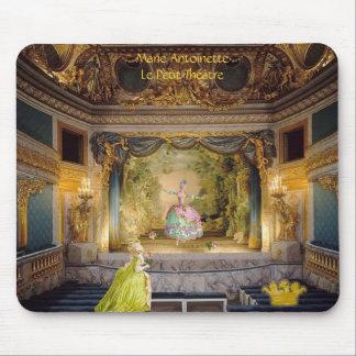Marie Antoinette Le Petit Théâtre Mouse Pad