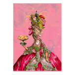 Marie Antoinette Let Them Eat Cake Business Card