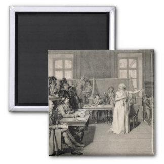 Marie-Antoinette  of Habsbourg-Lorraine 2 Magnet