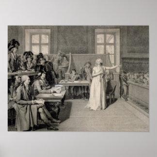 Marie-Antoinette  of Habsbourg-Lorraine 2 Poster