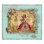 Marie Antoinette Party at Versailles Poster Print